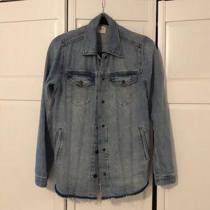 Oversized Gap Denim Jacket